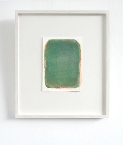 Gotthard Graubner, '»Ohne Titel«', 1963