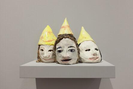 Klara Kristalova, 'Tre vise män / Three Wise Men', 2018