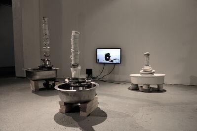 Heini Aho, 'Stalagmites', 2015