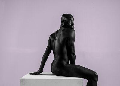 Naomieh Jovin, 'Untitled (Terrell Seated)', 2017