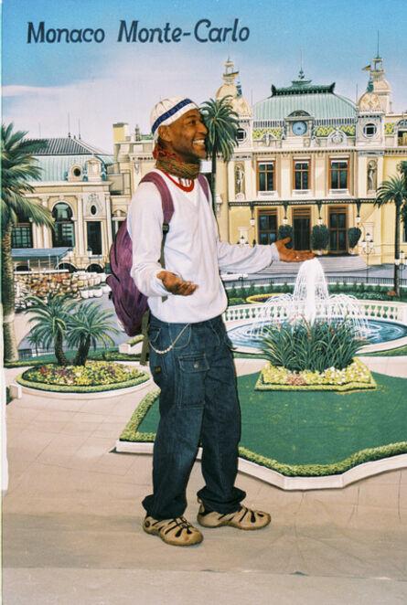 Philip Kwame Apagya, 'Welcome Monaco in New York', 2005