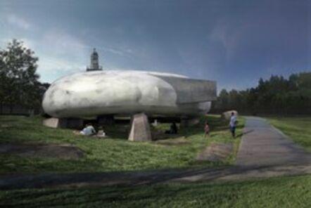 Smiljan Radić, 'Serpentine Galleries Pavilion, External indicative CGI', 2014