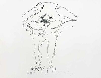 Willem de Kooning, 'Clam Digger from Portfolio 9', 1967