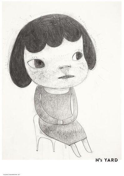 Yoshitomo Nara, 'N's YARD Poster - Young Mother (B3 Size)', 2020
