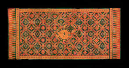 Unknown Artist, 'Ceremonial Textile', Probably first half of 20th century