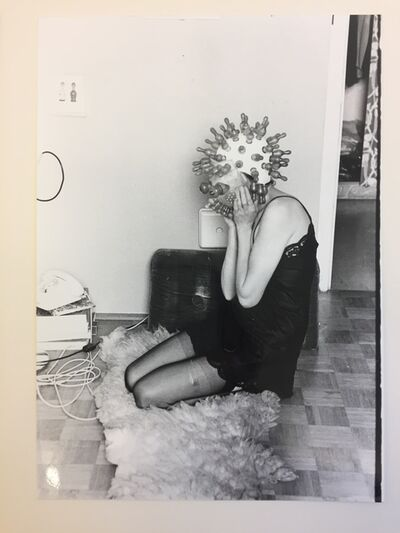 Renate Bertlmann, 'Zärtliche Pantomime [Tender pantomime] 1', 1976