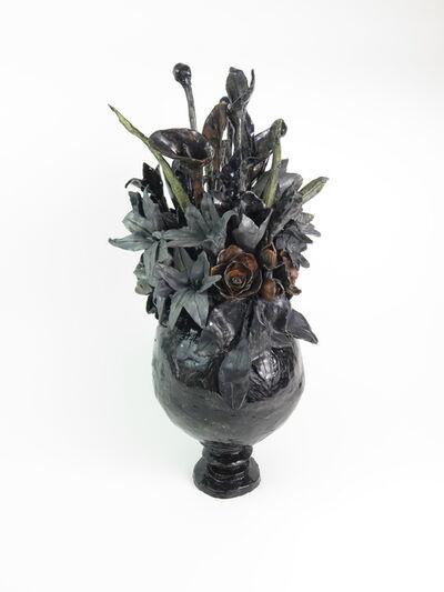 Rose Eken, 'Black Flowers', 2018