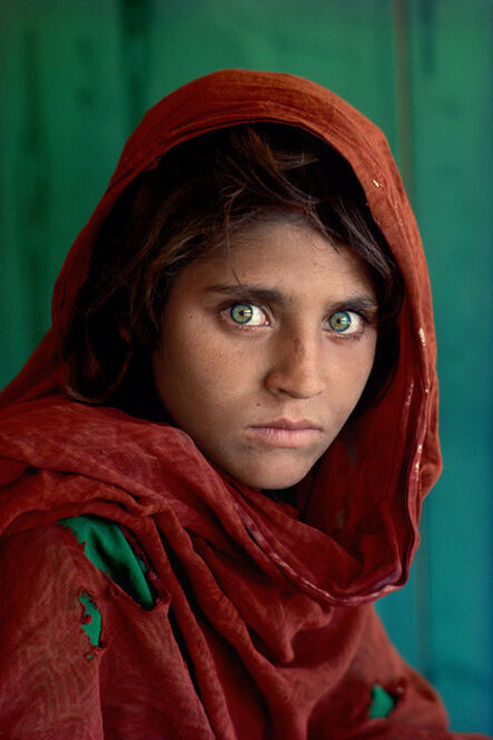 Steve McCurry, 'Afghan Girl, Peshawar, Pakistan', 1984