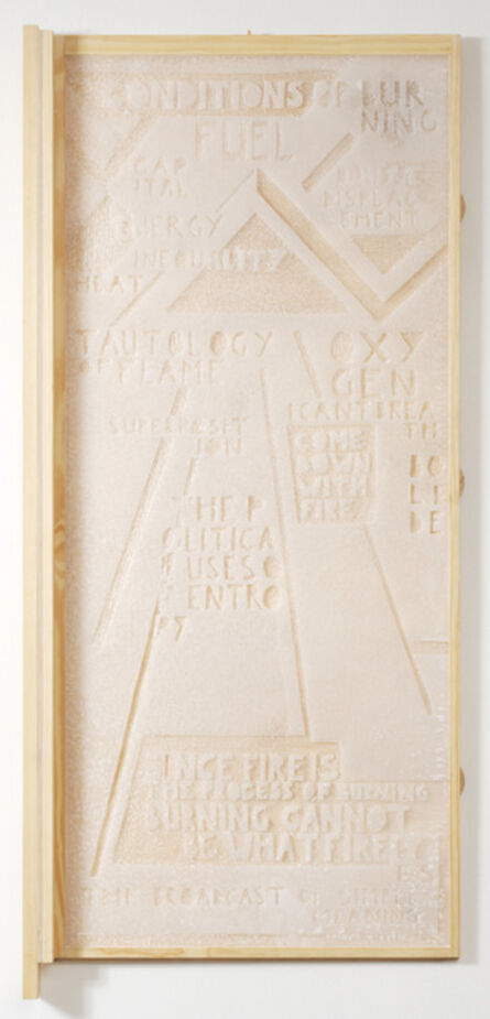 Nolan Oswald Dennis, 'Panel 1 from Passage', 2014