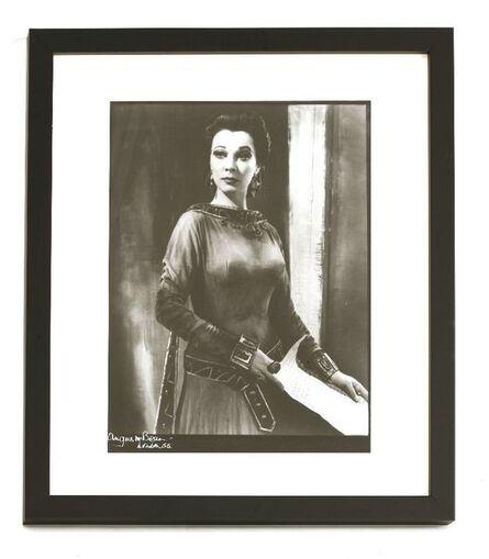 Angus McEwan, 'VIVIEN LEIGH AS LADY MACBETH', 1955