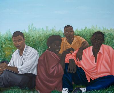Eniwaye Oluwaseyi, 'The Field Trip', 2021