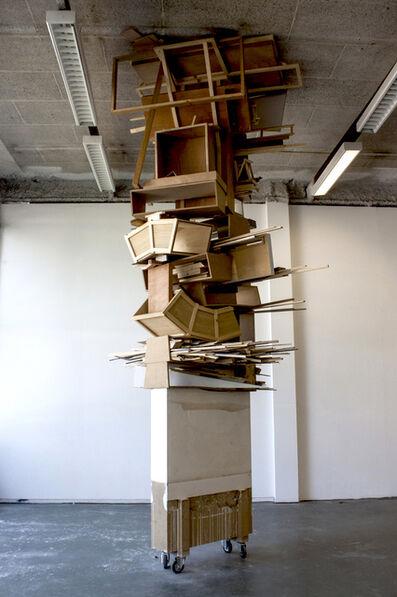 Jonas Wijtenburg, 'Column', 2011