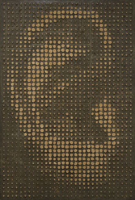 Tim Hawkinson, 'Forest Ear', 1995