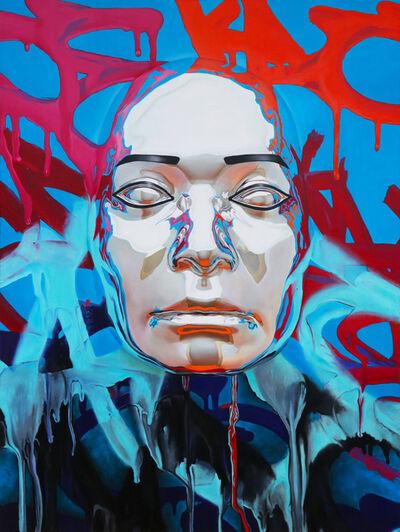 Kip Omolade, 'Luxury Graffiti Kelley I', 2020