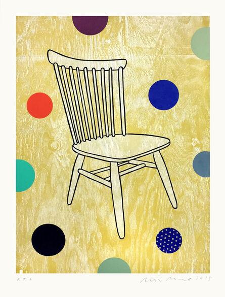 Dan Rizzie, 'Empty Chair', 2015