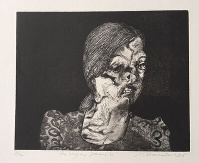 Marcelle Hanselaar, 'The Crying Game 6', 2015