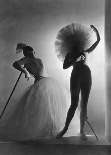 Horst P. Horst, 'Costumes by Salvador Dali for Leonid Massine's ballet, Bacchanale, Paris', 1939