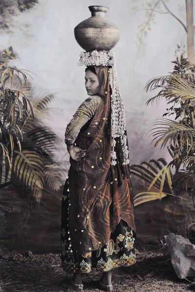 Waswo X Waswo, 'Chandra with a Shell Headress', 2007