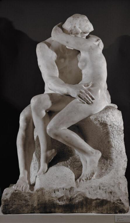 Auguste Rodin, 'Le Baiser (The Kiss)', ca. 1886