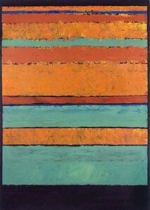 David Sorensen, 'Entry 3: Orange/Yellow-Green/Violet', 2009