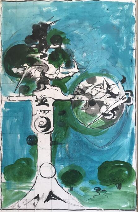 Graham Sutherland, 'Thorn Tree', 1978
