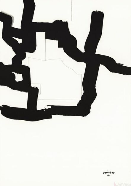 Eduardo Chillida, 'Collage', 1995