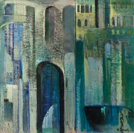 Mikhail Turovsky, 'Venice', ca. 1994