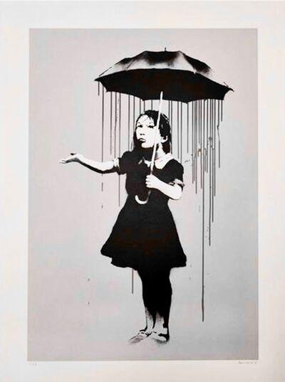 Banksy, 'Banksy, Nola (Grey)', 2006