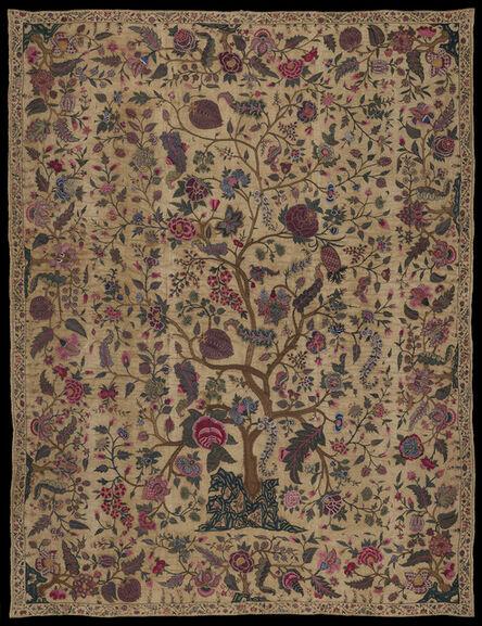 Unknown Artist, 'Bedspread', 1700-1750