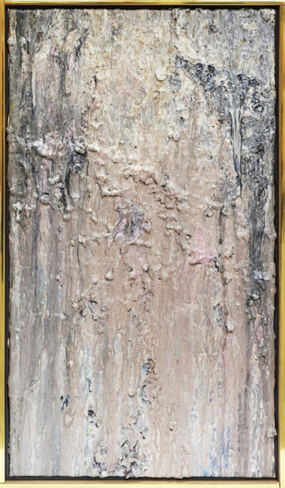 Larry Poons, '82H-14', 1982