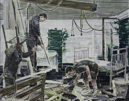 Ren Jing, 'Invader', 2013