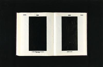 Emilio Isgrò, 'VOLUME V DELL'ENCICLOPEDIA TRECCANI INTEGRALE', 1970