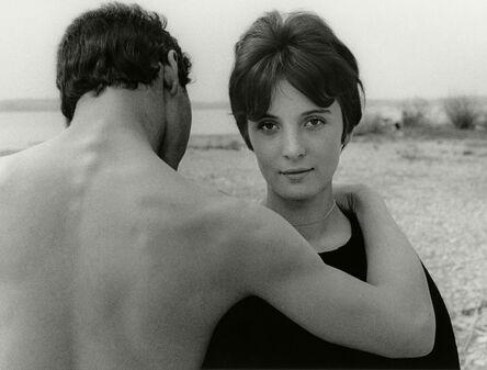 Herbert List, 'Couple at Lake Ammersee. Bavaria, Germany.', 1958
