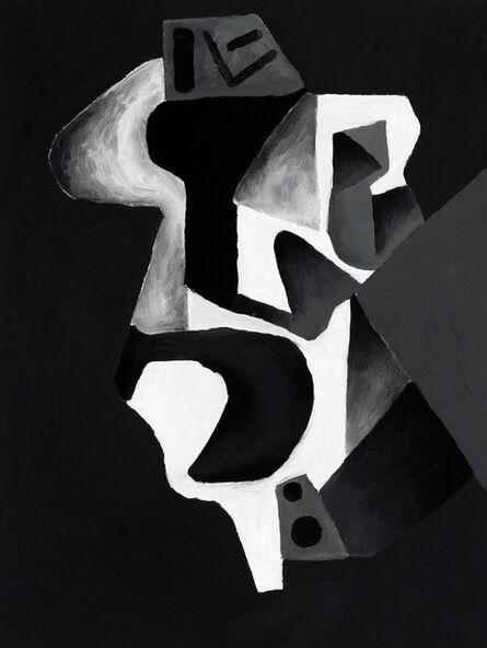 Antonio Malta Campos, 'Cabeça #1', 2017