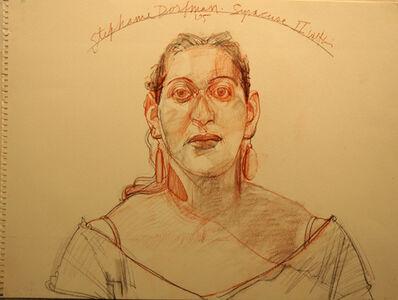 Jerome Witkin, 'Stephanie Dorfman (Syracuse II)', 2005