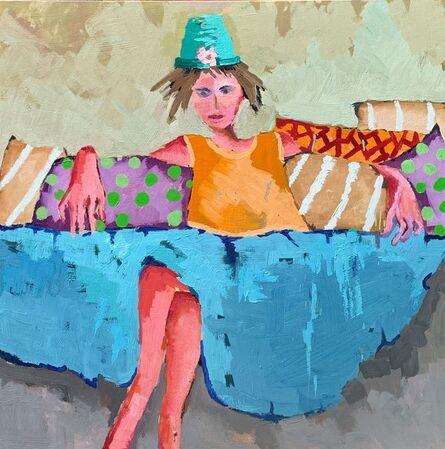 Gary Bodner, 'Blue Skirt', 2019