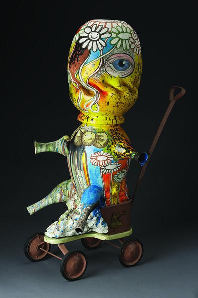 Michael Lucero, 'Anthropomorphic Baby', 1995
