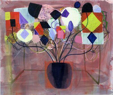 Matthias Dornfeld, 'Untitled ( flowers)', 2015