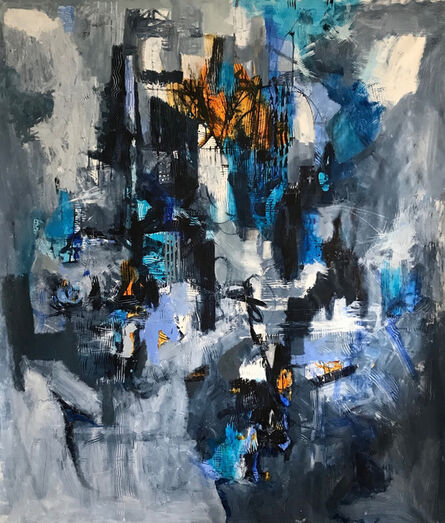 Cynthia Brown, 'Barcelona Shadow', 2017