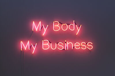 Michele Pred, 'My Body My Business ', 2014