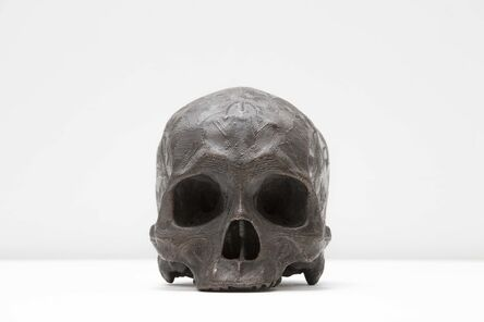 Tom Phillips, 'Trophy Skull', 1996