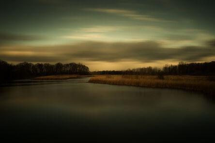 Brian Day, 'Marsh Sunset', 2016