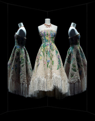 Maria Grazia Chiuri, 'Essence D'Herbier Cocktail Dress ', 2017
