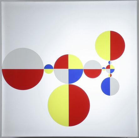 Gabriel Orozco, 'Lights Sign # 1 (Korea)', 1995