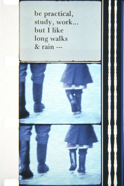 Jonas Mekas, 'Jonas with Oona, Soho, NYC, 1977', 2013