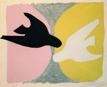 Georges Braque, 'Les Oiseaux', 1961