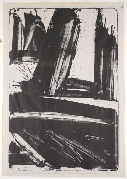Willem de Kooning, 'Waves 1', 1960