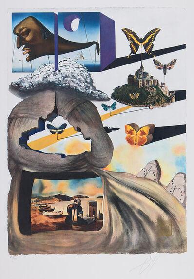Salvador Dalí, 'Normandie', 1969