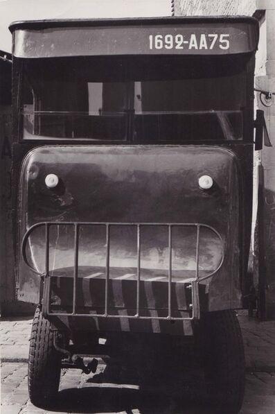 Agnès Varda, 'Drôle de gueule III ', 1952