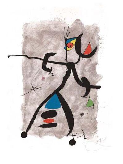 Joan Miró, 'Constellation III', 1975